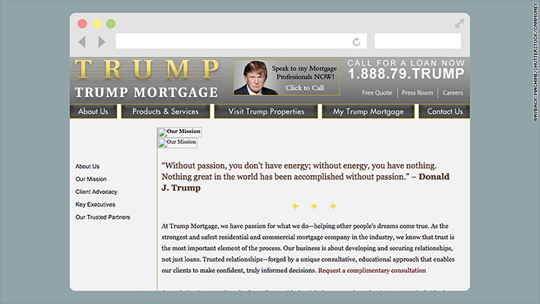 Trump Mortgage…in 2 minutes