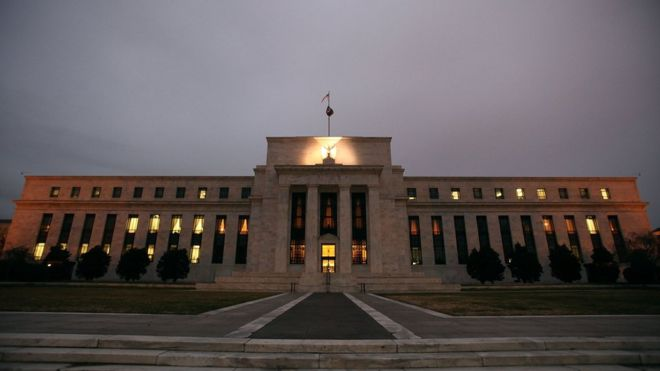 US Federal Reserve holds interest rates