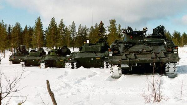 BAE Systems modernizing Sweden's CV90 vehicles