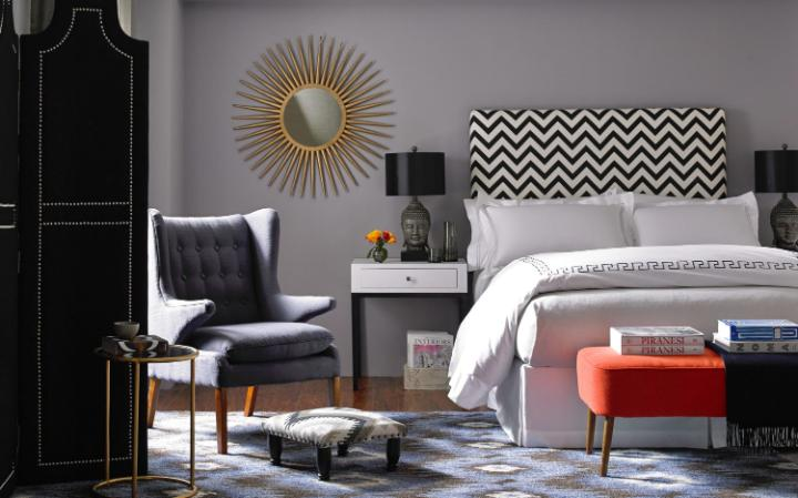 Finishing touches: accessories for the home