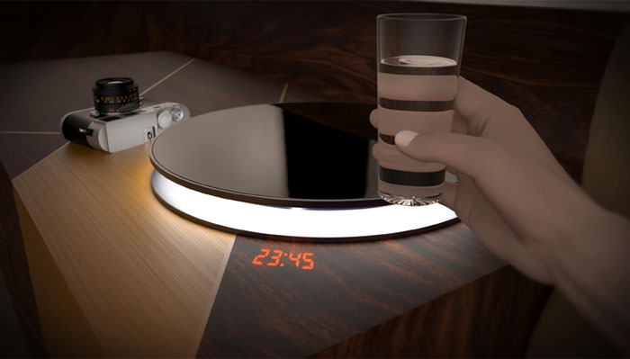 Balamp – a Smart Bedside Lamp