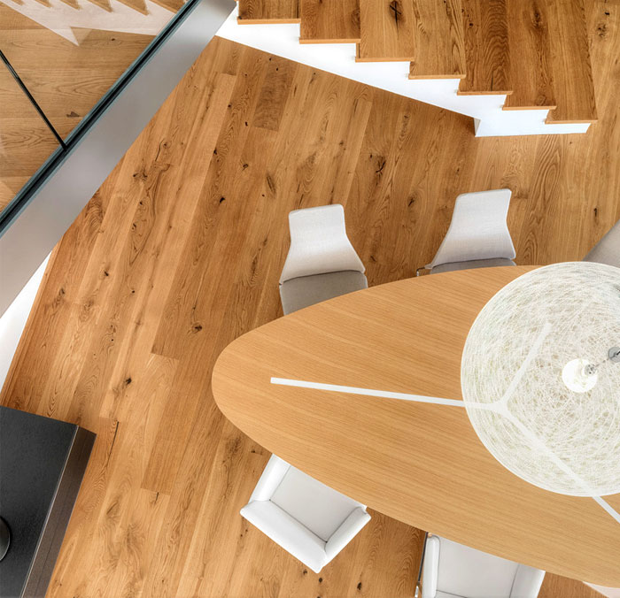 Solid Wood Flooring Trends – Colors, Textures and Designs