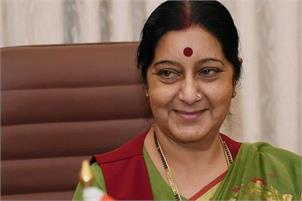 Swaraj raises Masood Azhar issue with Chinese counterpart