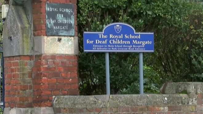 Margate deaf students 'abused and harmed'
