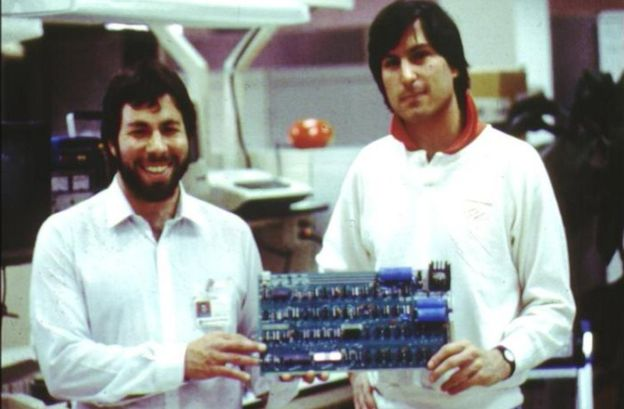 Apple at 40: The forgotten founder who gave it all away