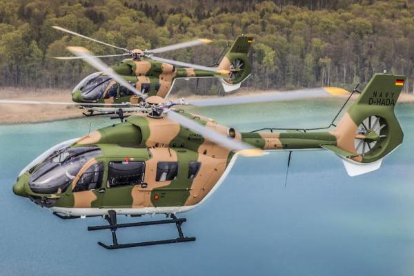 Airbus helicopters transferred to Royal Thai army