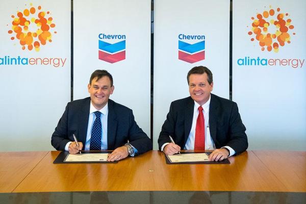 Chevron builds on Australian gas footprint