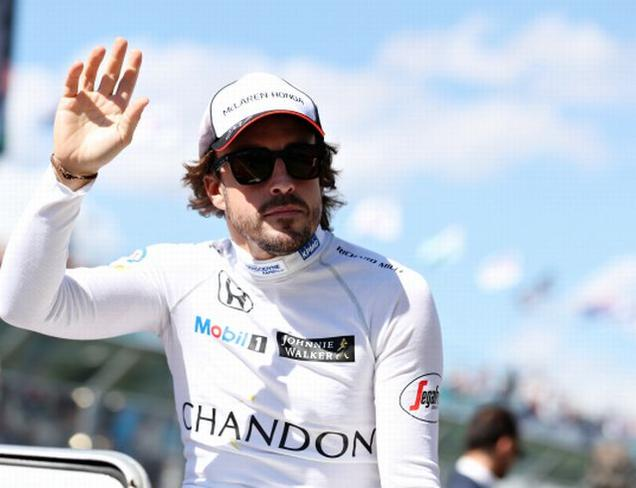 Alonso 'lucky' to be alive