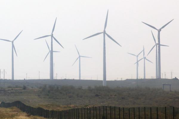 Iowa puts faith in wind energy