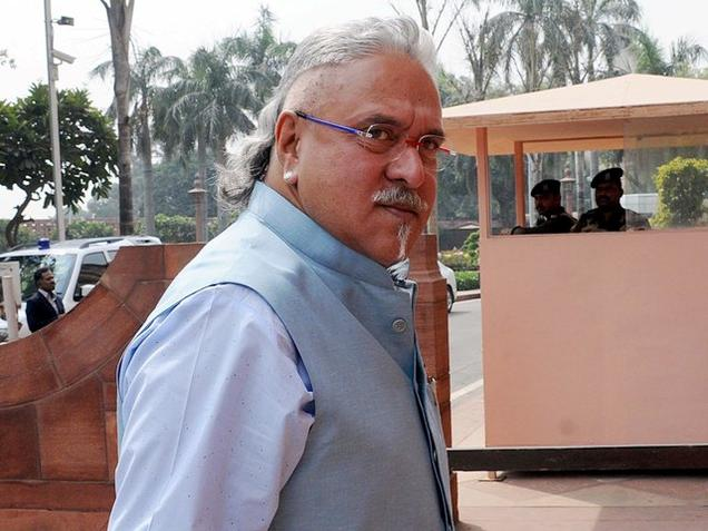 ED issues third summons to Mallya