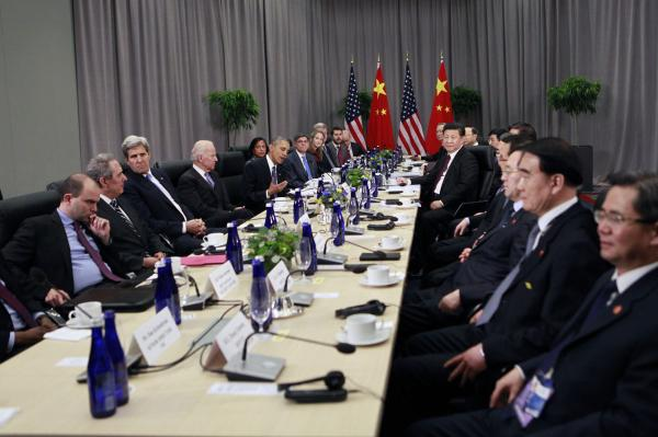 U.S., China lock step on climate measures