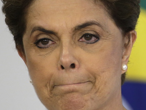 Brazilian president fights to avoid impeachment in parliamentary vote