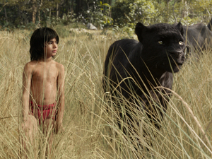 Animation goes wild in Disney's new Jungle Book