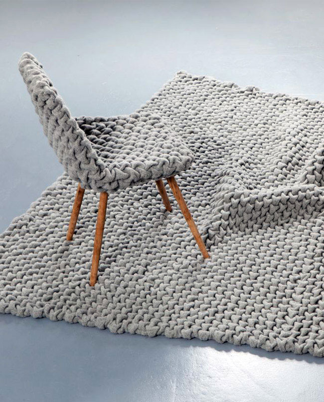 Extra Dose of 'Cuddly' into Modern Furniture