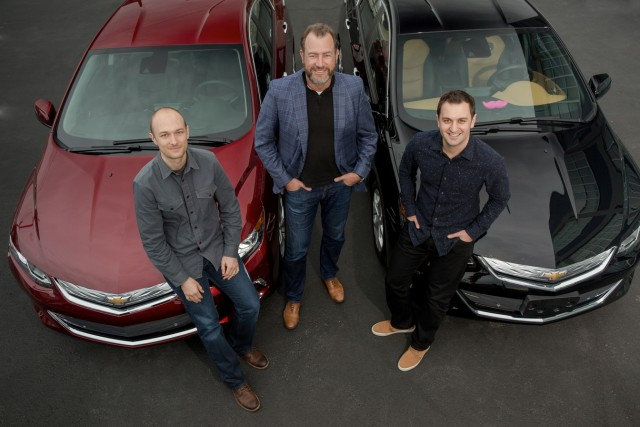 in the back of GM's EV deal with Lyft: The antique protect prepares for wrenching alternate