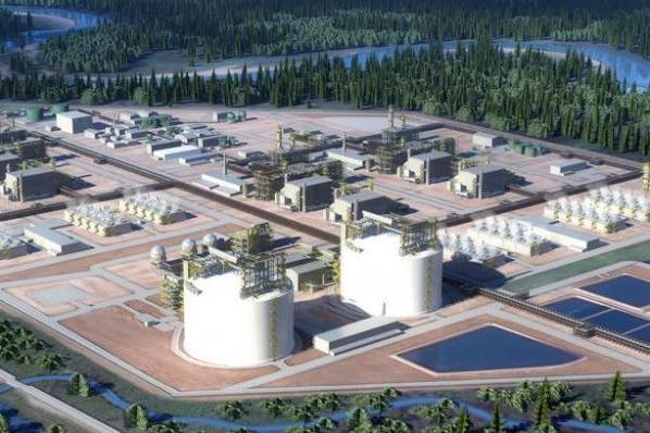 TransCanada connects to nation's LNG pastimes