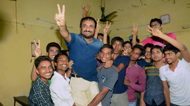 Anand Kumar's Super 30 to include Class 10 students this year (PTI)