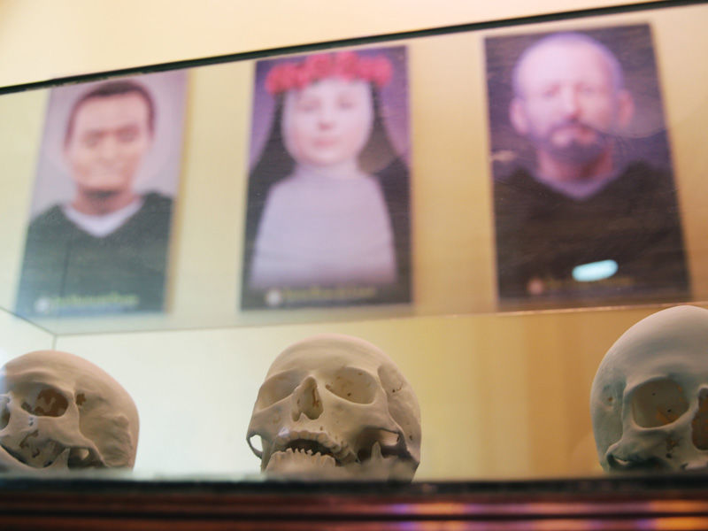 These scientists bring saints back to life using the latest imaging technology