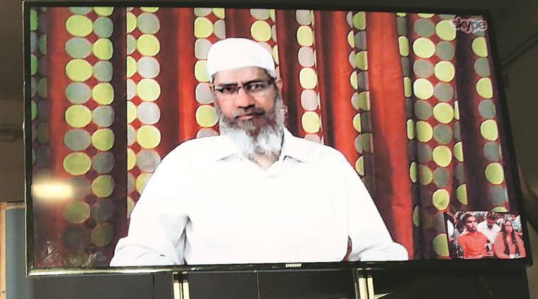 Islamic preacher Zakir Naik also set up 2 real estate firms