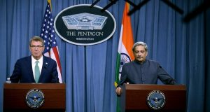 India, US sign important agreement to share military assets, bases