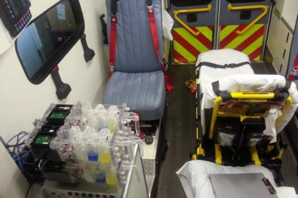 Device makes single doses of drugs on demand
