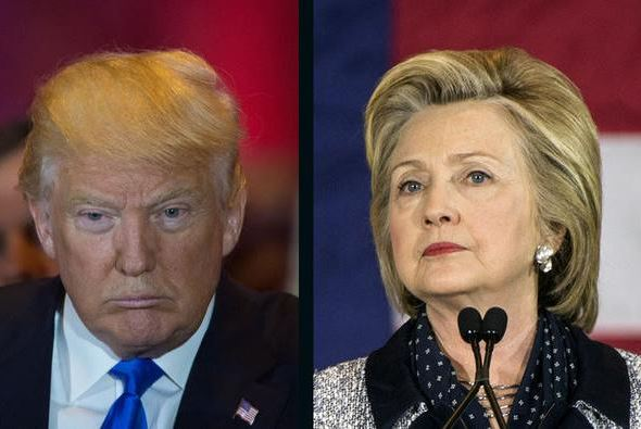 UPI/CVoter poll: Clinton leads Trump by 3 points after DNC