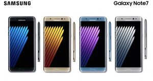 Samsung's new Galaxy Note 7 unlocks with iris scanner