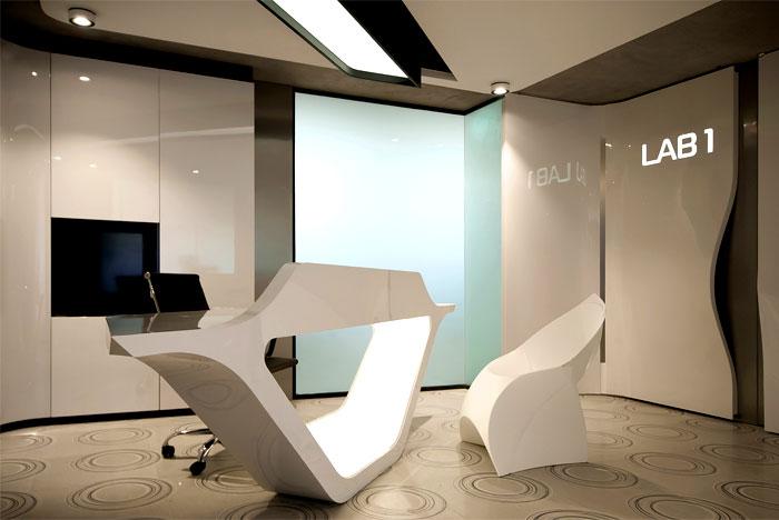 Genetic Laboratory in Sofia by Bozhinovski Design