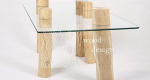Coffee Table Wood Design