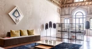 Eclectic Mixture of Historical Heritage and Trendy Modernism at Palazzo Ducale Mantova
