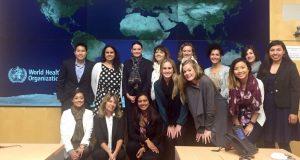 International politics unfold at World Health Assembly