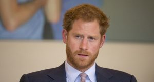 Prince Harry is in the pink as he asks paint expert to colour interior of his home in rosy hues