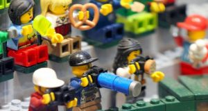 Lego continues to build up sales