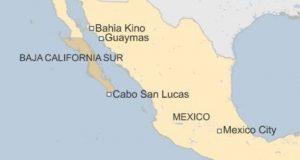 Hurricane Newton makes landfall on Mexico's Pacific coast
