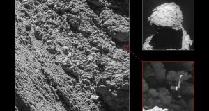 Missing comet lander Philae spotted at last: ESA (Update 2)