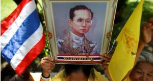 Thailand presses Google over online royal insults