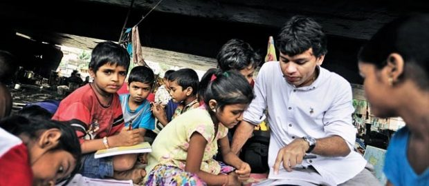 Good Samaritan to walk 24,000 km for street kids