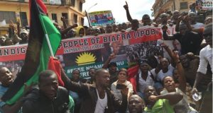 Nigeria security forces 'killed 150 peaceful pro-Biafra protesters'