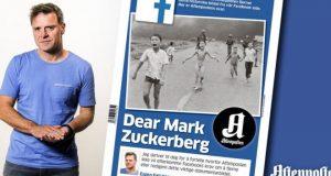 Facebook 'still fails Napalm girl test', says Aftenposten
