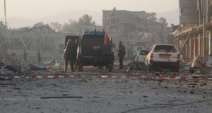 Afghanistan: Fatal attack on German consulate in Mazar-e-Sharif