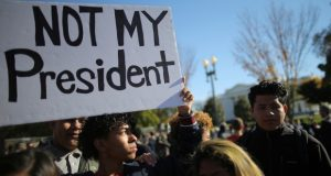 Anti-Trump protesters stage 2nd day of election demonstrations