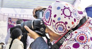 Big data to cameras: How technology is empowering Muslim women