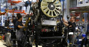 Upbeat German business morale signals fourth quarter rebound