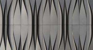 Liquid Forms – Concrete Tile Design by KAZA Concrete