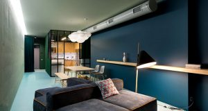 Green Apartment by Special Project Venediktov