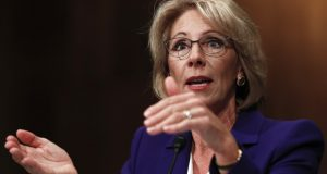 From DeVos to Debt: This Week's Top 7 Education Stories