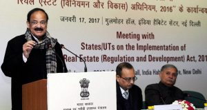 Nobody has right to dilute RERA passed by Parliament: Naidu