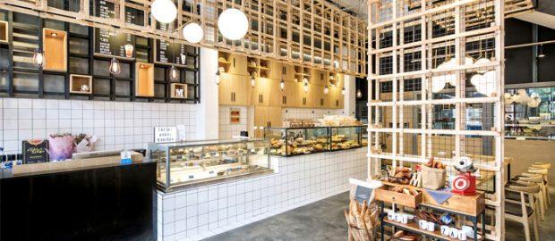 Luminous Restaurant Space by Zones Design
